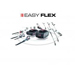 Akumulátorový plotostrih AL-KO HT 2050 EASY FLEX (batéria a nabíjačka v balení) - 113634