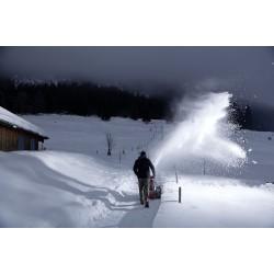 Snehová fréza motorová AL-KO Snowline 700 E - 112931